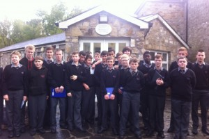 2 Brendan's CSPE Trip to ISPCA by Aaron McGrath