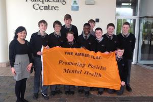 The Amber Flag Team